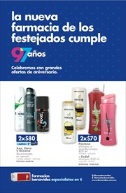 Ofertas de Head & Shoulders  en el folleto de Farmacias Benavides