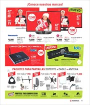 Ofertas de TLK  en el folleto de Radio Shack