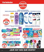 Ofertas de Head & Shoulders  en el folleto de Soriana Híper