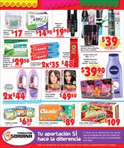 Ofertas de Head & Shoulders  en el folleto de Mercado Soriana