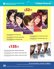 Ofertas de Head & Shoulders  en el folleto de Farmacias Unión