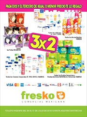 Ofertas de Head & Shoulders  en el folleto de Fresko