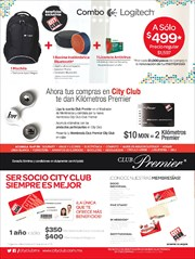 Ofertas de Gowin  en el folleto de City Club