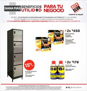 Ofertas de Duracell  en el folleto de City Club