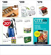 Ofertas de Akron  en el folleto de City Club