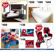 Ofertas de Cama  en el folleto de City Club