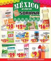 Ofertas de Head & Shoulders  en el folleto de Soriana Express