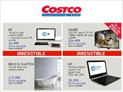 Ofertas de TLK  en el folleto de Costco