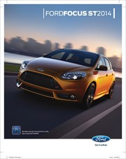 Ofertas de Autos  en el folleto de Ford