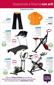 Ofertas de Bicicleta  en el folleto de Sam's Club
