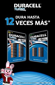Ofertas de Duracell  en el folleto de Sam's Club