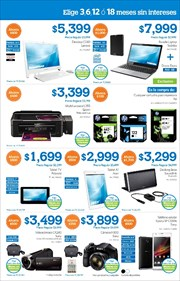 Ofertas de Gowin  en el folleto de Sam's Club