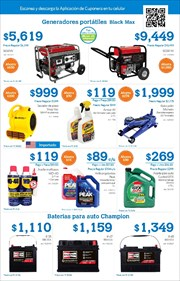 Ofertas de Akron  en el folleto de Sam's Club
