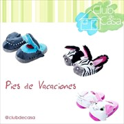 Ofertas de Zapatillas  en el folleto de Casa Club