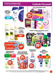 Ofertas de Head & Shoulders  en el folleto de Farmacias Guadalajara