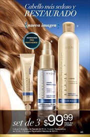 Ofertas de Head & Shoulders  en el folleto de Avon