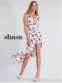 Ofertas de Shasa en el catálogo de Shasa ( 11 días más)
