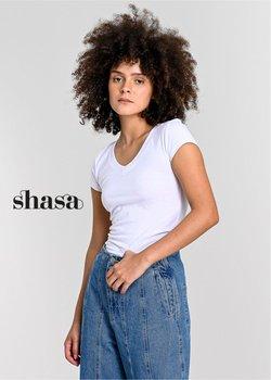 Ofertas de Shasa en el catálogo de Shasa ( 7 días más)