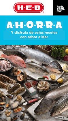 Catálogo HEB en Monterrey ( Vence mañana )