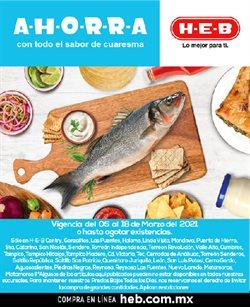 Catálogo HEB en Santiago de Querétaro ( 2 días publicado )