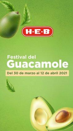 Catálogo HEB en Monterrey ( 2 días más )