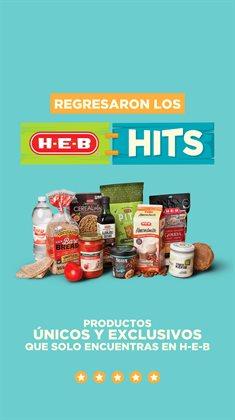 Ofertas de Hiper-Supermercados en el catálogo de HEB ( 8 días más)
