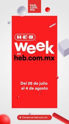 Ofertas de HEB en el catálogo de HEB ( 4 días más)