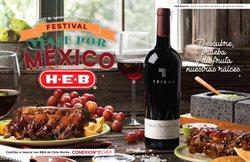 Ofertas de Hiper-Supermercados en el catálogo de HEB ( 5 días más)