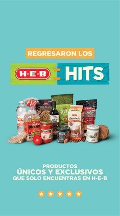 Ofertas de Hiper-Supermercados en el catálogo de HEB ( 6 días más)