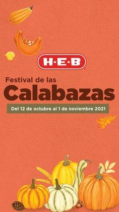 Catálogo HEB ( 8 días más)