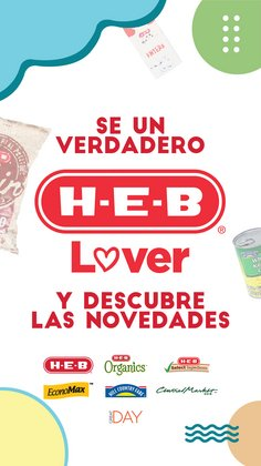 Catálogo HEB ( 11 días más)