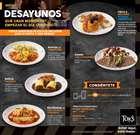 Catálogo Toks Restaurante ( Caducado )