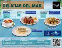 Ofertas de Restaurantes en el catálogo de Toks Restaurante en Santiago de Querétaro ( Vence mañana )