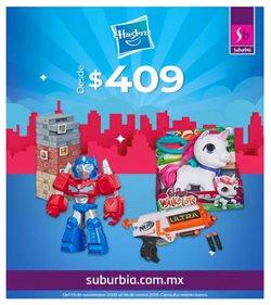 Catálogo Suburbia en Guadalajara ( Más de un mes )