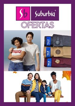 Ofertas de Tiendas Departamentales en el catálogo de Suburbia en General Escobedo ( Publicado hoy )