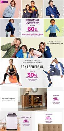 Ofertas de Tiendas Departamentales en el catálogo de Suburbia en Ciudad Obregón ( Vence mañana )