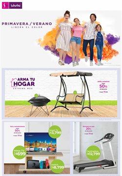 Ofertas de Tiendas Departamentales en el catálogo de Suburbia en Culiacán Rosales ( 4 días más )
