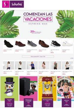 Catálogo Suburbia en Ciudad de México ( Caducado )
