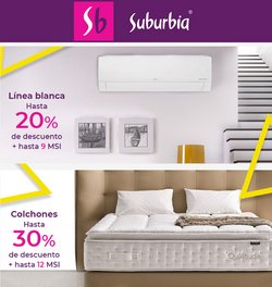 Ofertas de Suburbia en el catálogo de Suburbia ( Vencido)