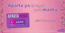 Ofertas de Suburbia  en el folleto de Gustavo A Madero