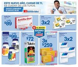 Ofertas de Farmacias y Salud en el catálogo de Farmacias Benavides en Ciudad de México ( 7 días más )