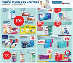 Ofertas de Azitrocin en Farmacias Benavides
