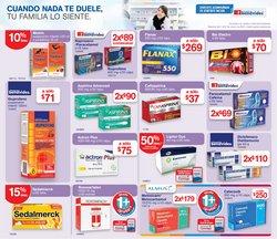 Ofertas de Diclofenaco en Farmacias Benavides