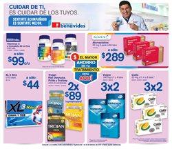 Catálogo Farmacias Benavides ( Vence mañana )