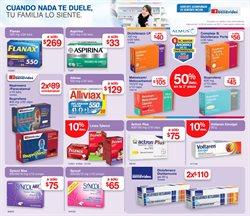 Ofertas de AURAX en Farmacias Benavides