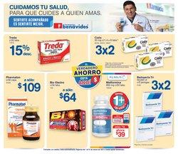 Catálogo Farmacias Benavides en Tijuana ( Publicado ayer )