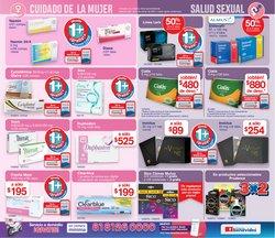 Ofertas de Condones en Farmacias Benavides