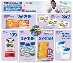 Catálogo Farmacias Benavides ( 16 días más )