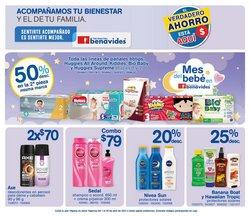 Ofertas de Farmacias y Salud en el catálogo de Farmacias Benavides ( 13 días más )