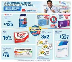 Catálogo Farmacias Benavides ( 21 días más)
